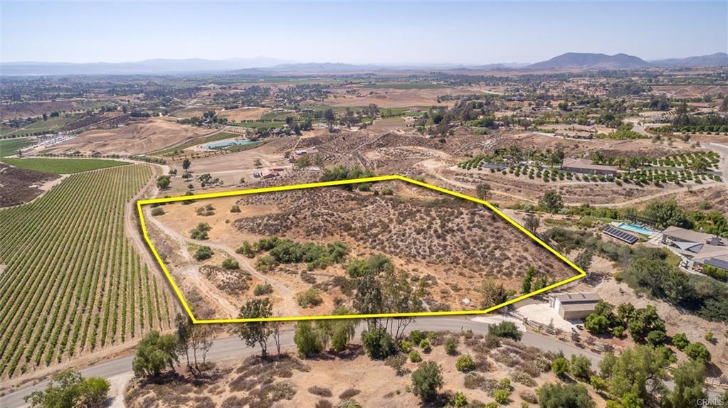 Land For Sale | 0 Santa Anita, Temecula, CA 92592