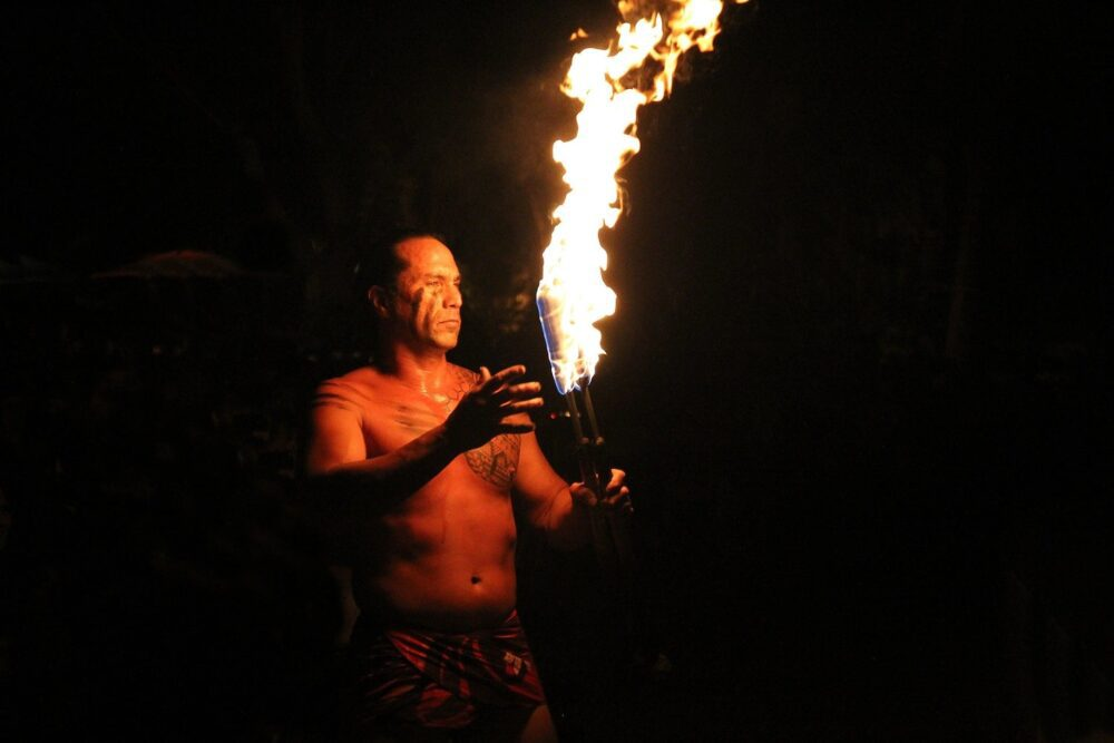 Tahitian Luau