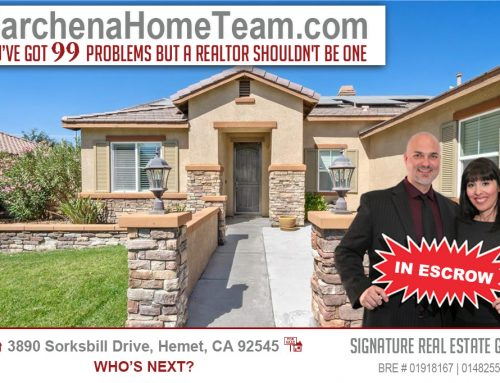Congratulations to our home buyers in Hemet California 92545