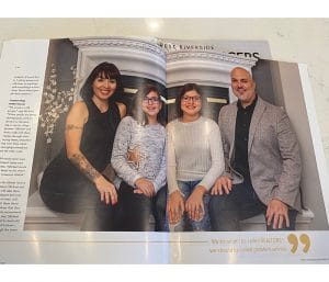 Marchena Home Team Featured on the Front Cover of Real Producers Magazine