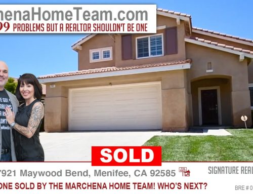 SOLD Short Sale 27921 Maywood Bend, Menifee, CA 92585
