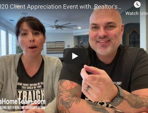 Marchena Home Team 2020 Client Appreciation Event