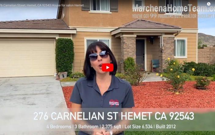 House for sale in Hemet California