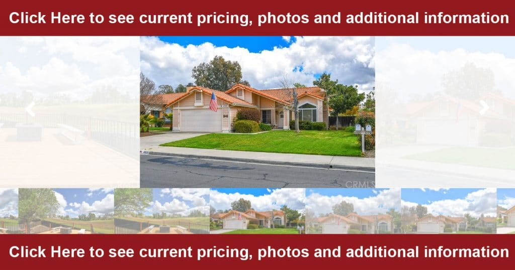 Get more details about this Home for sale in Temecula Ca 92591