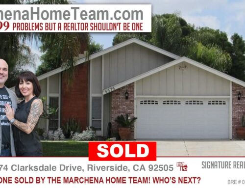 SOLD | Congratulations to our buyers in Riverside California 92505