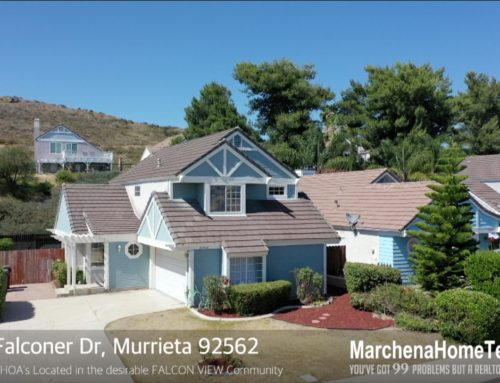 Sold | 24044 Falconer Drive, Murrieta, CA 92562