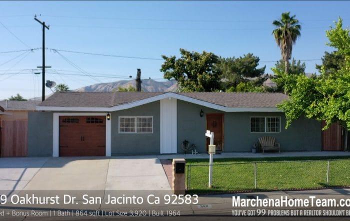 359 Oakhurst Dr. San Jacinto Ca 92583