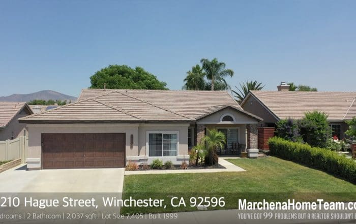 For Sale 36210 Hague St Winchester CA 92596