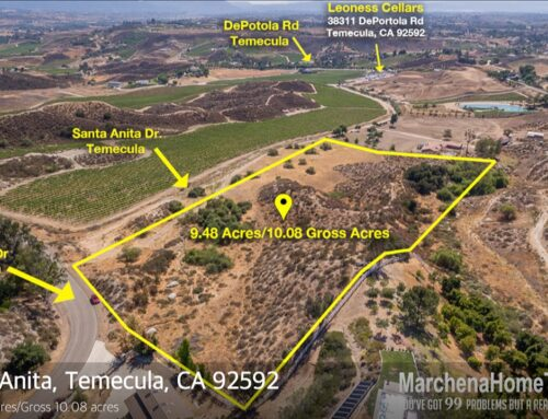 Sold | 0 Santa Anita, Temecula, CA 92592 Wine Country Land