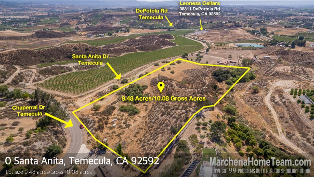 0 Santa Anita, Temecula, CA 92592