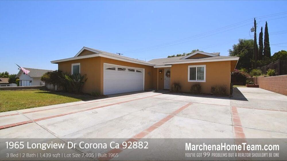 1965 Longview Drive, Corona, CA 92882