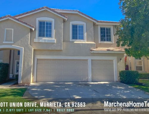 Sold | 26268 Alcott Union Drive, Murrieta, CA 92563