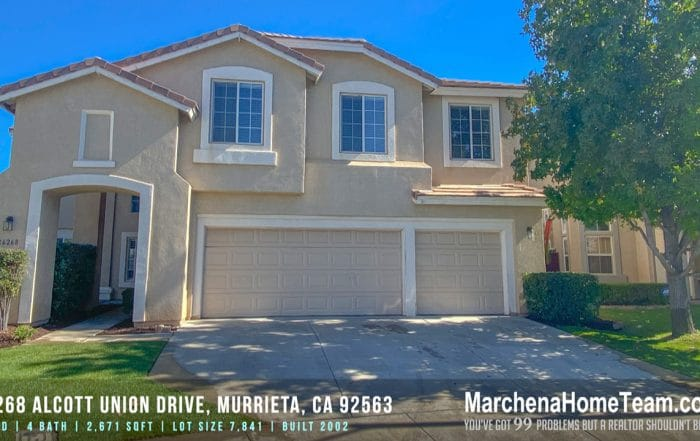 26268 Alcott Union Drive, Murrieta, CA 92563